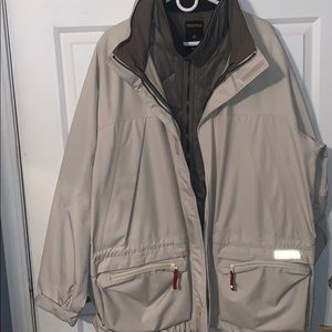 Nautica Competition Coat and Vest